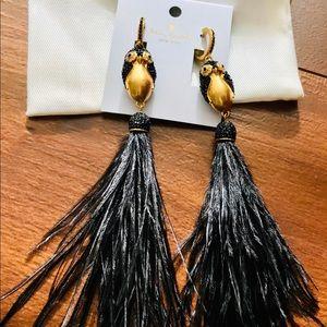 NWT Kate Spade Dashing Beauty Penguin Earrings